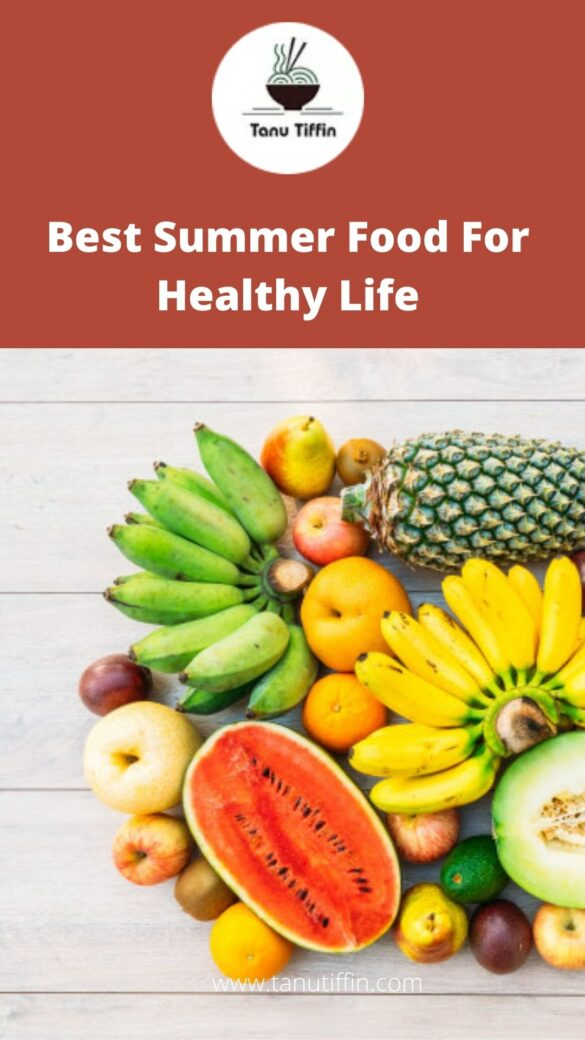 Best Summer Food For Healthy Life