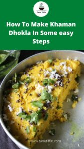 How-To-Make-Khaman-Dhokla-In-Some-easy-Steps