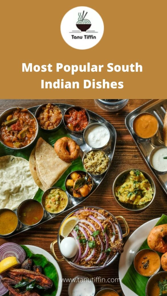 Most Popular South Indian Dishes
