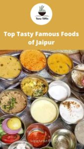 Top Tasty Famous Foods of Jaipur