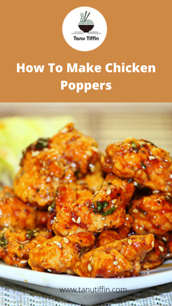How To Make Chicken Poppers