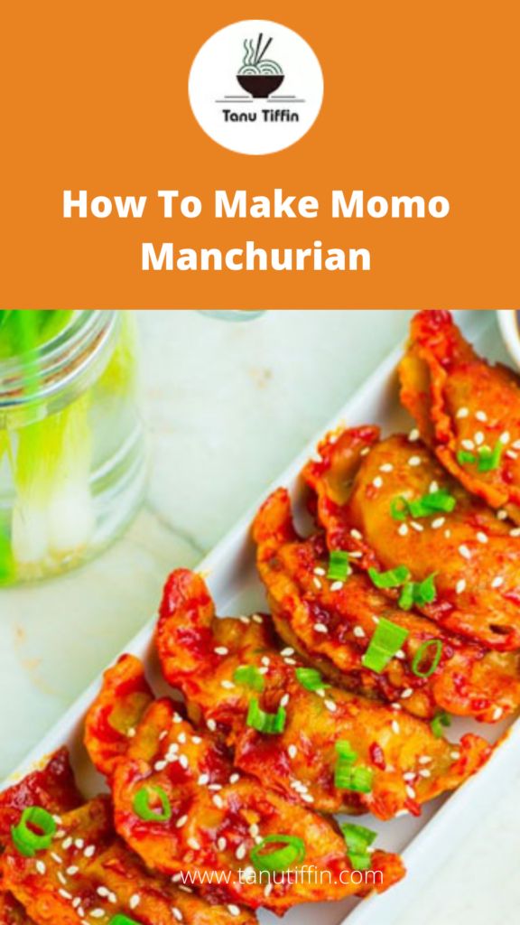 How To Make Momo Manchurian